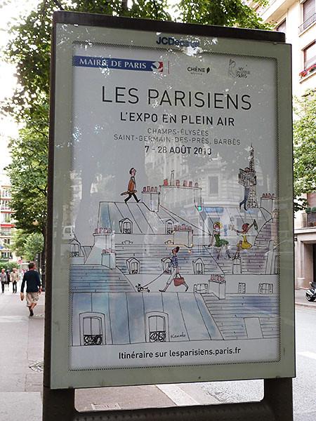 les parisiens 1