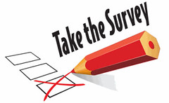 take survey icon
