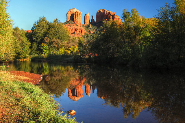 Landscape Photography Number 25: Cathedral Rock