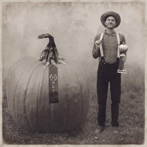 259/365 - First Prize, Harvest Festival, 1918