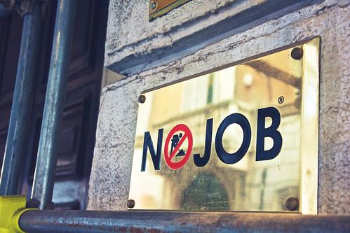 No Job?