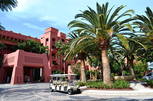 Abama Hotel, Playa San Juan, Tenerife