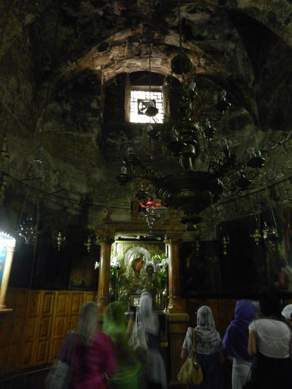 Церковь Гробницы Девы Марии.