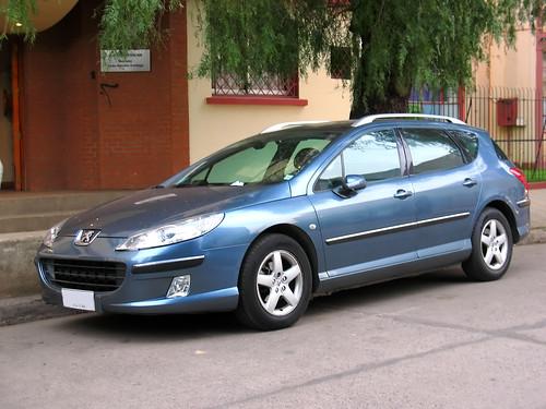 Peugeot 407 SW 2006