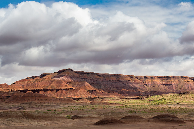 The Painted Desert - Northern Arizona
