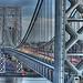 George Washington Bridge by Chip Renner