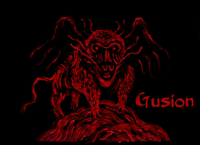 Gusion - Demon and Spirit of Solomon