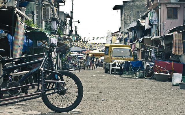 Street in Barangay Pasil