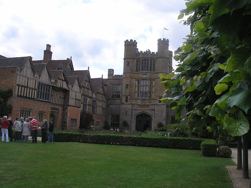 UWE Staff Social trip to Coughton Court - May 2011