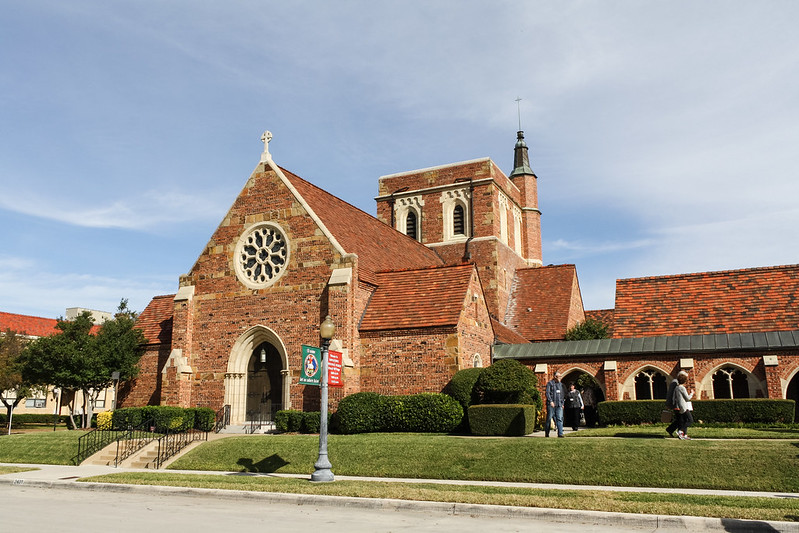 St John Episcopal, Fort Worth