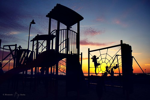 park sunset playground children bay australia safety perth western rockingham safetybaybeach