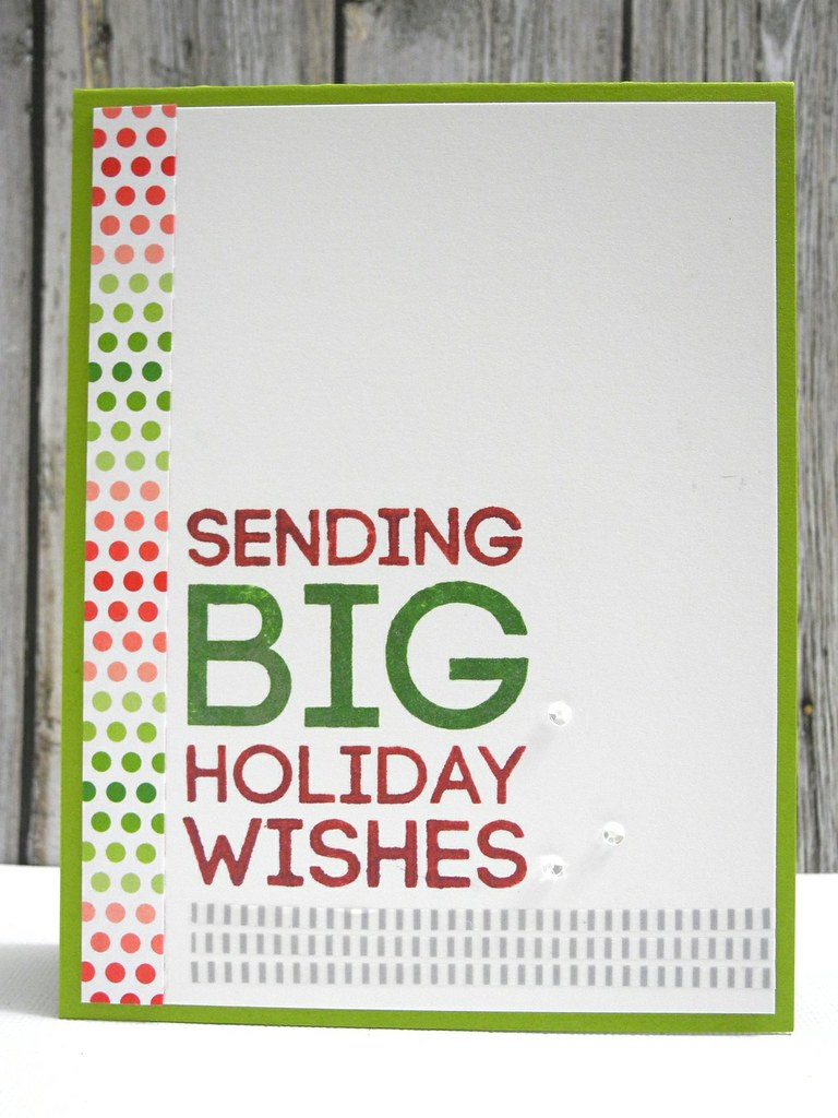 BIG Holiday Wishes