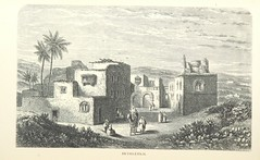 """British Library digitised image from page 178 of """"Cradle Lands [Travels in Egypt and the Holy Land]"""""""