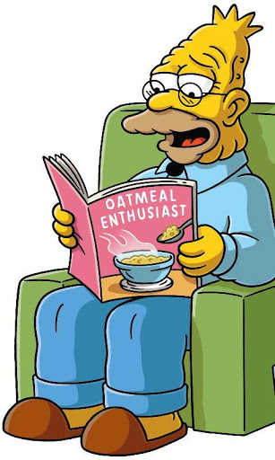 oatmeal-simpson