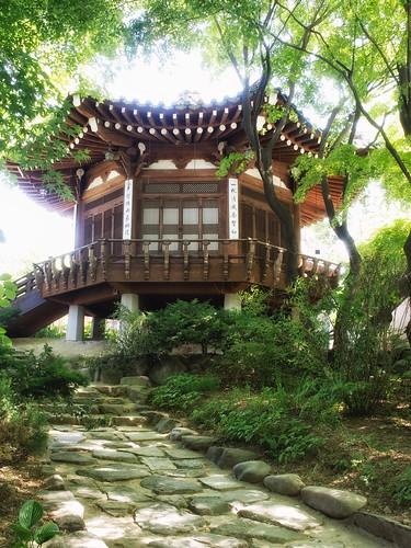 Korea House Pagoda