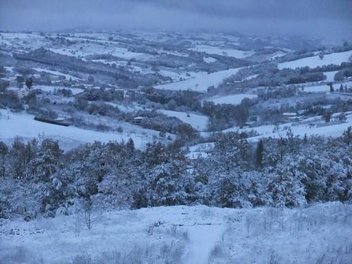 neve panorami dallemiefinestre