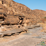Walk Near Fish River Canyon, Early Morning - Namibia