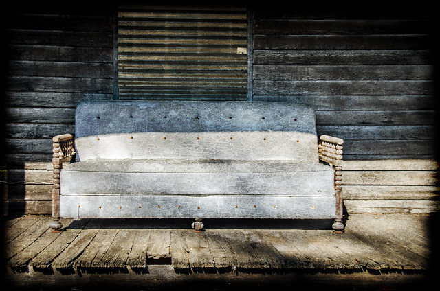 Townville Sofa with Texture