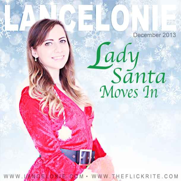 Lady Santa Moves In