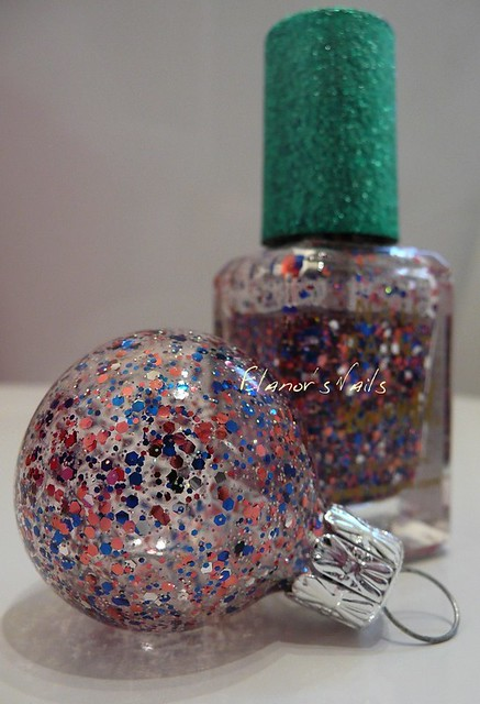 nail varnish baubles jewel britannia