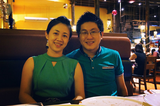 VIA.PRE Italian Restaurant Penang: Christmas Eve's Dinner