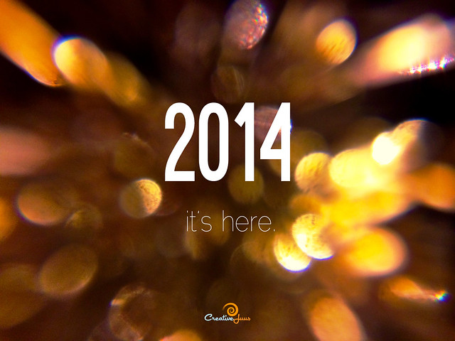 2014 It's here photograph