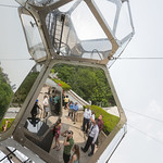 Cloud City Mirror