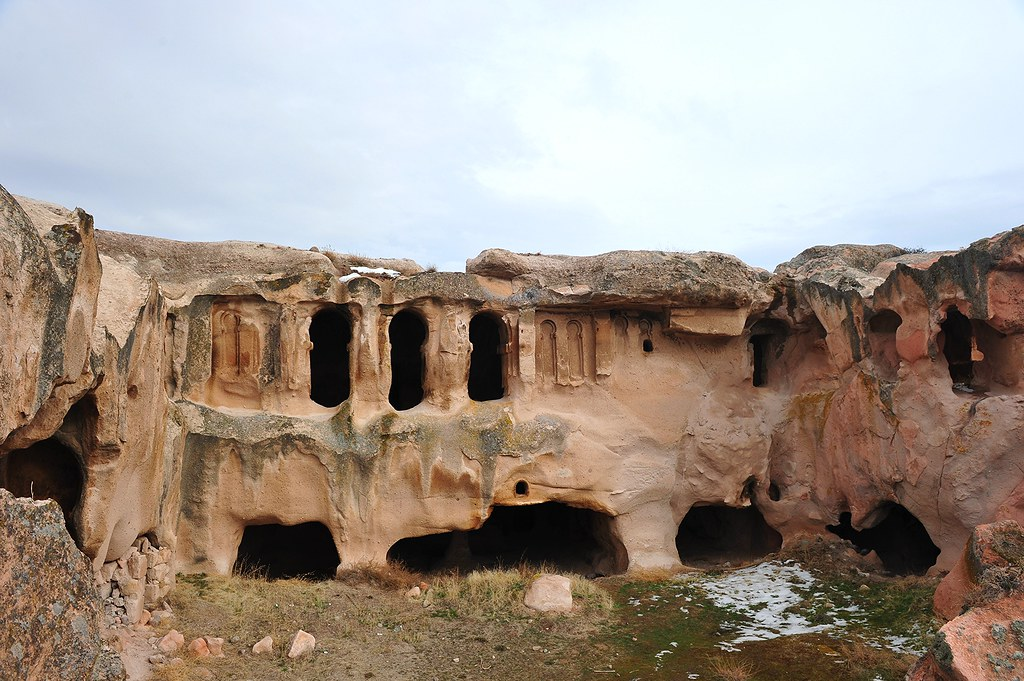 Open Palace, Acik Saray (Gülşehir - Cappadocia (Kapadokya, Turkey) 215