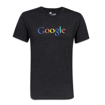 Sportiqe Google Black Comfy T-shirt
