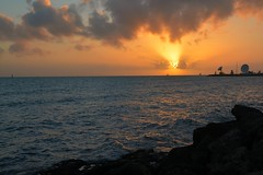 Sun Set at Key West