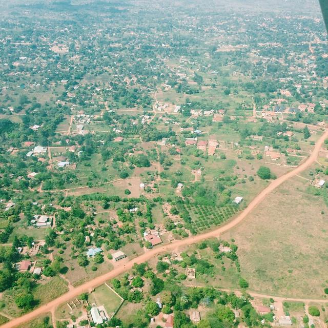 over uganda