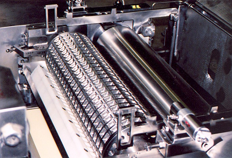 DEMACO Ravioli Machine Forming Section