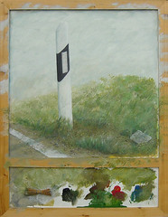 B 12.2 M Besen-Malerei: Repetition - Alle 50 m, Autofahrt