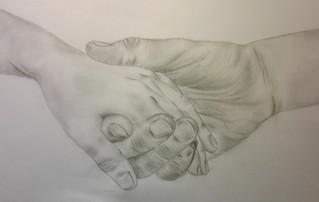 Tomar las manos