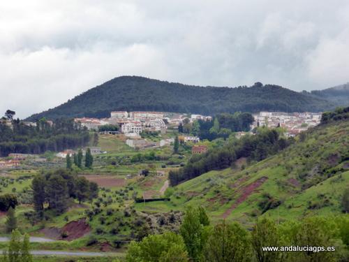 Jaén - Siles - Sierra de Cazorla, Segura y las Villas - 38 23' 5 -2 35' 52