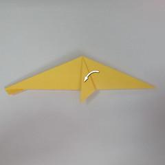 สอนวิธีพับกระดาษเป็นรูปลูกสุนัขยืนสองขา แบบของพอล ฟราสโก้ (Down Boy Dog Origami) 041