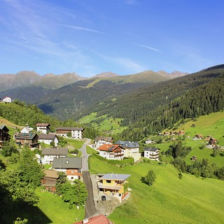 Living in the Paznauntal valley