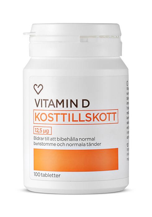 Hjärtats Vitamin D