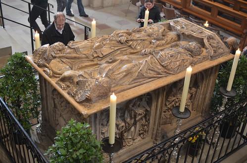 Kaisergrab im Bamberger Dom