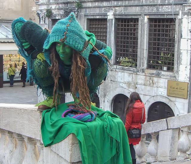 Carnaval de Venise 2014 masque et masqués Vénitien en Italie DSCF2929
