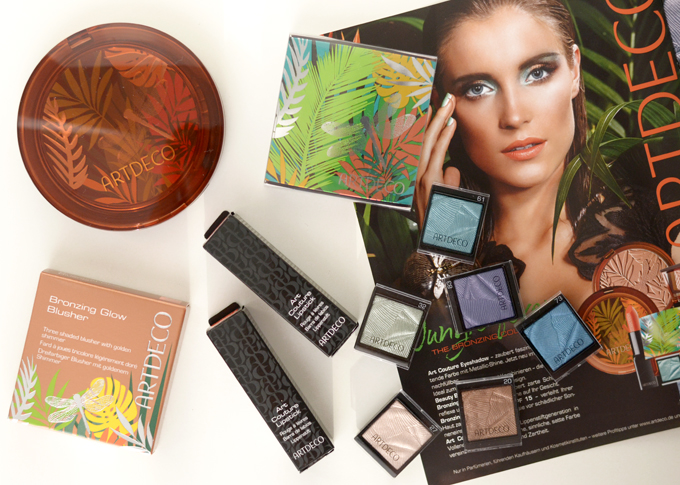 Artdeco Jungle Fever Sommer Kollektion 2014