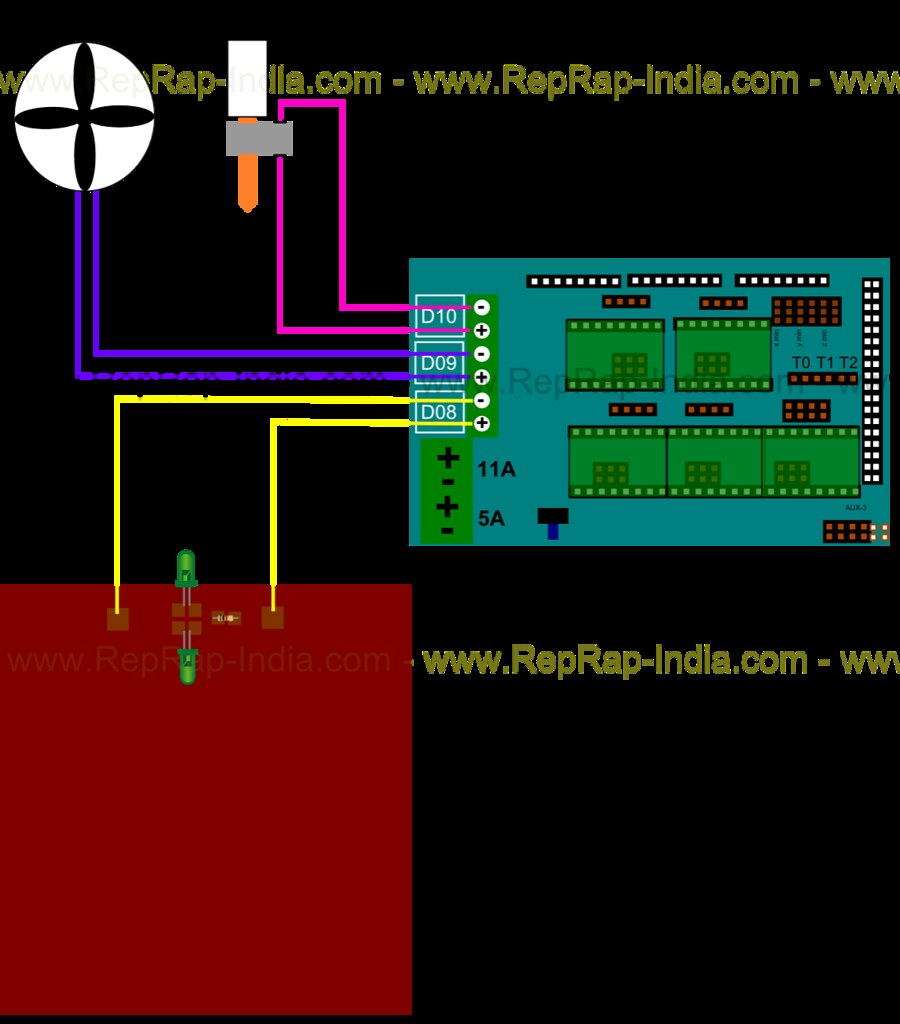 Ultimachine Ramps Wiring Diagram on
