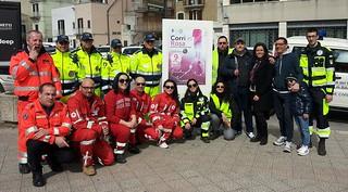 corri in rosa volontari