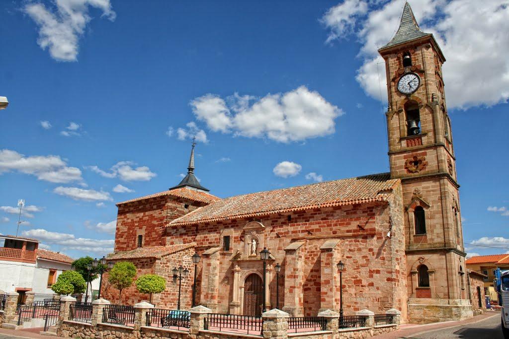 2. Parroquia de San Sebastián Mártir. Autor, acusticalennon