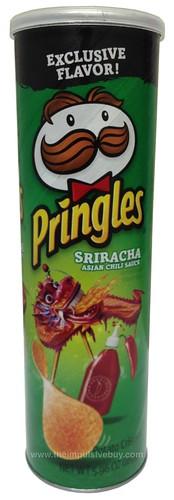 review sriracha pringles walmart exclusive flavor the