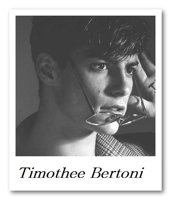 DONNA_Timothee Bertoni