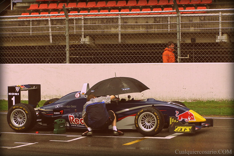 El día que Vettel ganó con Mercedes