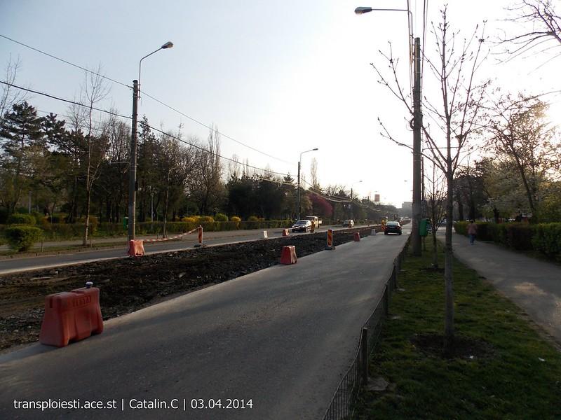 Traseul 102, etapa I: Bucla Nord ( Sp. Județean ) - Intersecție Republicii - Pagina 2 13605587505_8e4e630351_c