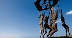 Lausanne – Olympijské muzeum a květinová show