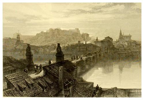 002-Miranda del Ebro-Picturesque views in Spain and Morocco…Tomo II-1838-David Roberts
